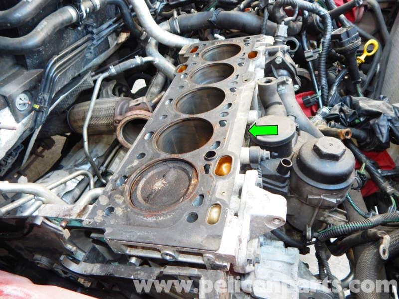 Volvo C30 Cylinder Head Gasket Replacet | C30 (2007-2013 ...