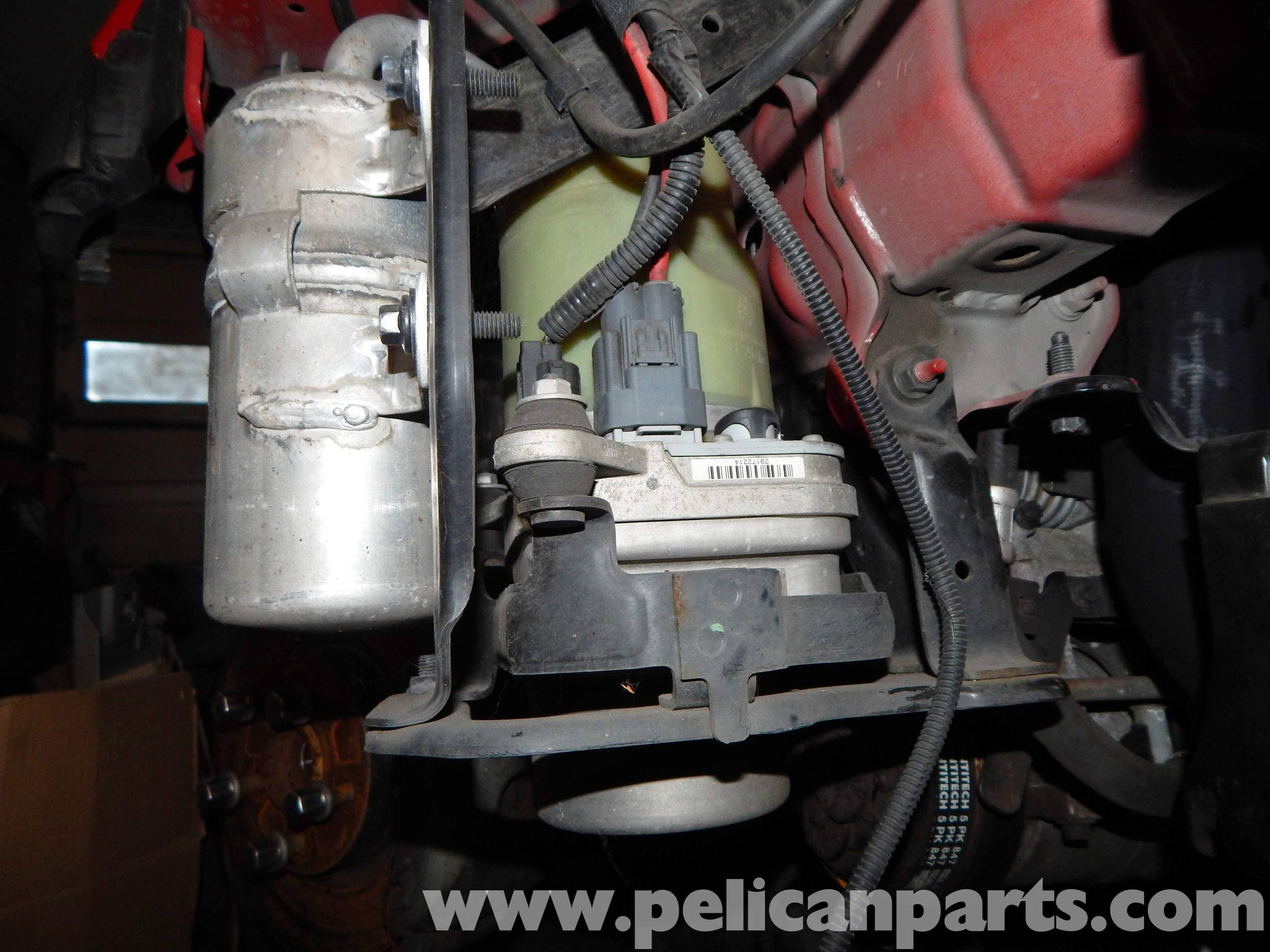 Volvo C30 Power Steering Pump Replacement T5 2008 2013 Wiring Diagram Large Image Extra