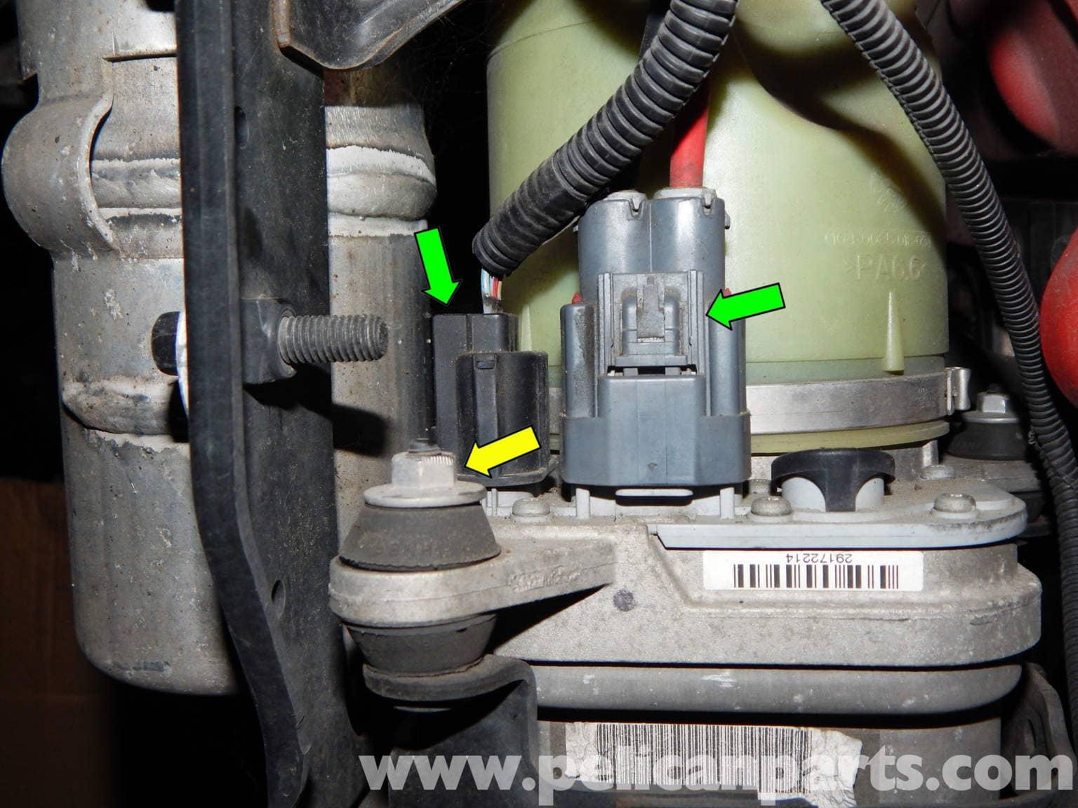 [TVPR_3874]  Volvo C30 Power Steering Pump Replacement | C30 T5 (2008-2013), C30 T5  R-Design (2008-2013) | Pelican Parts DIY Maintenance Article | Volvo Power Steering Pump Wiring Diagram |  | Pelican Parts