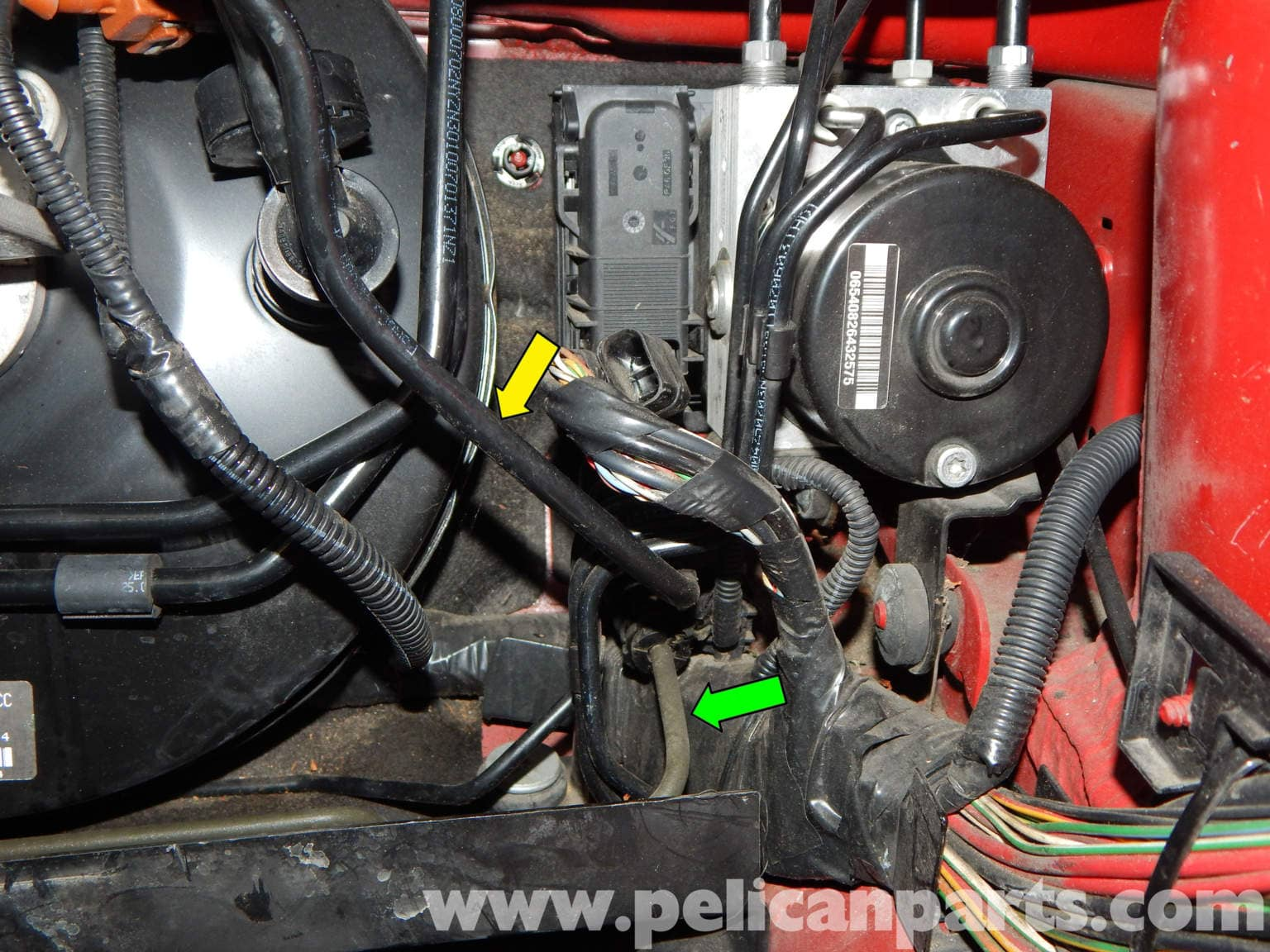 Volvo C30 Clutch Master And Slave Cylinder Replacement