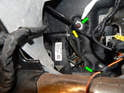 Clutch Master Cylinder: Once you have removed the steering column, locate the inner mounting nuts for the clutch pedal assembly.