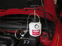 Once the CMC, SC and the whole driveline is re-installed, you'll need to bleed the hydraulic circuit of air.