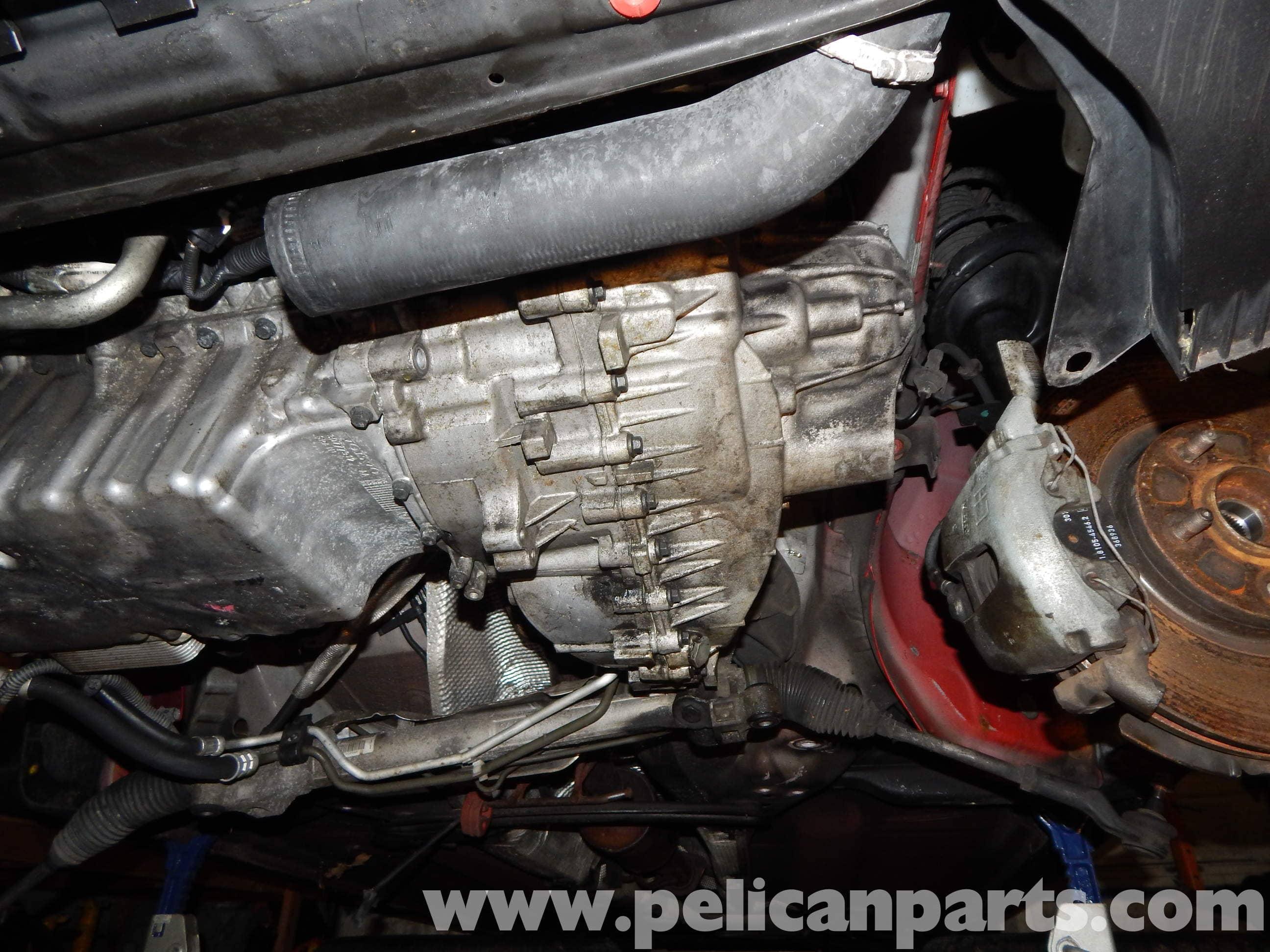 Volvo C30 Transmission Removal C30 T5 2008 2013 C30