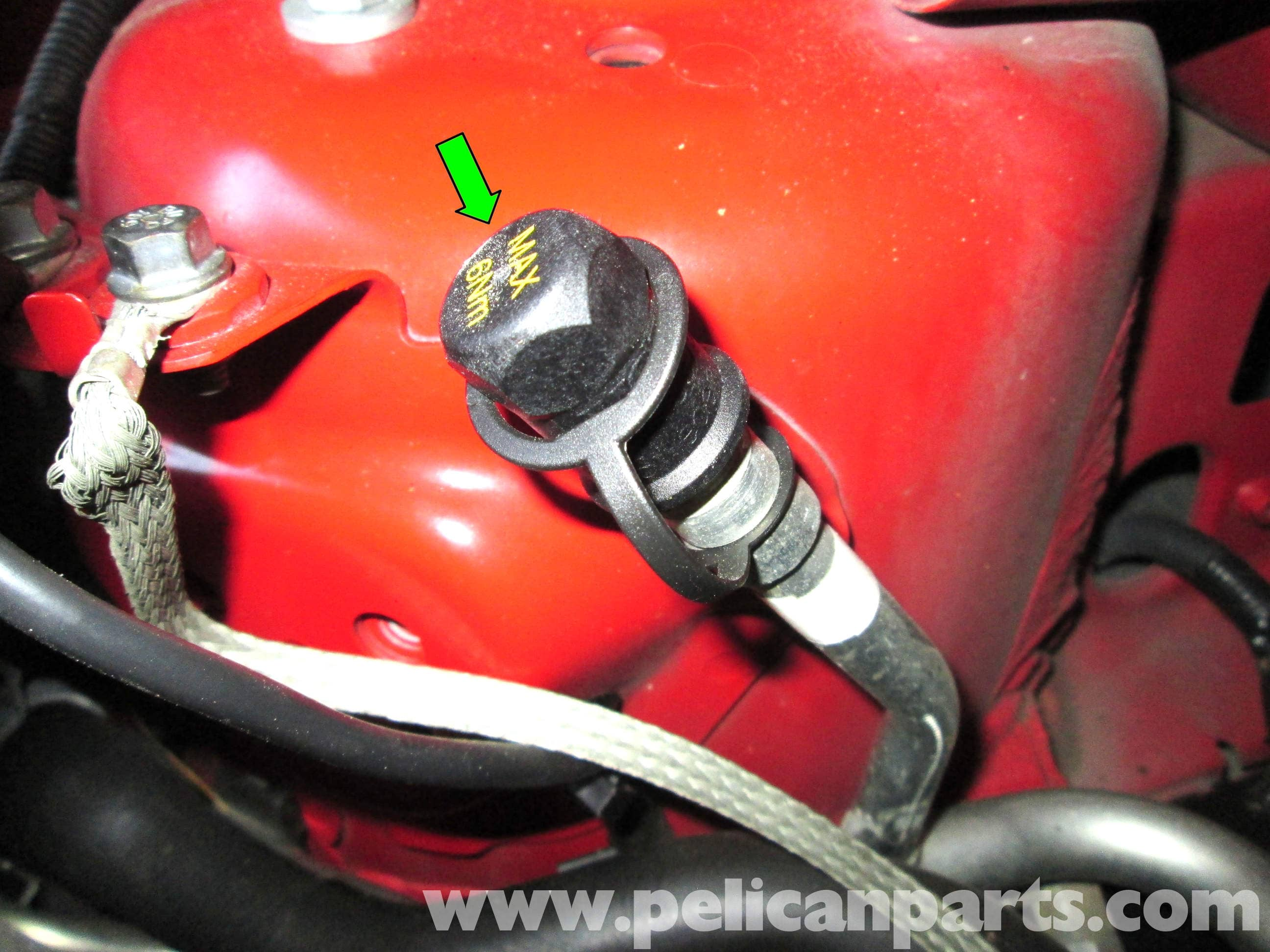 Volvo C30 A/C Checking and Recharging (2007-2013) - Pelican Parts