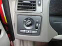 Shown here is the headlight switch for the Volvo C30.