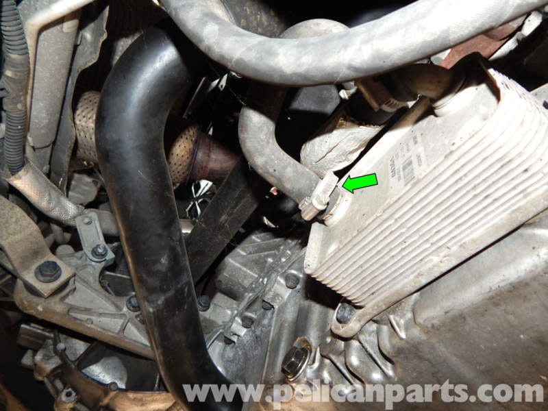 Volvo C30 Coolant Flush And Replacement C30 T5 2008