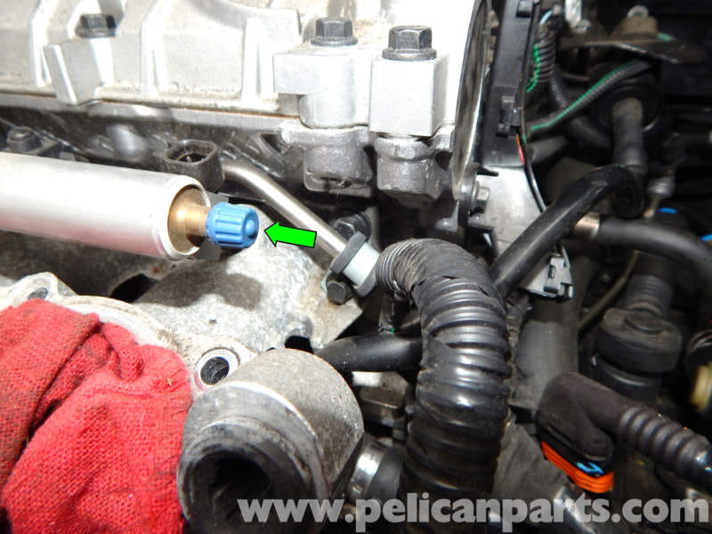 Pic on Fuel Injector Replacement