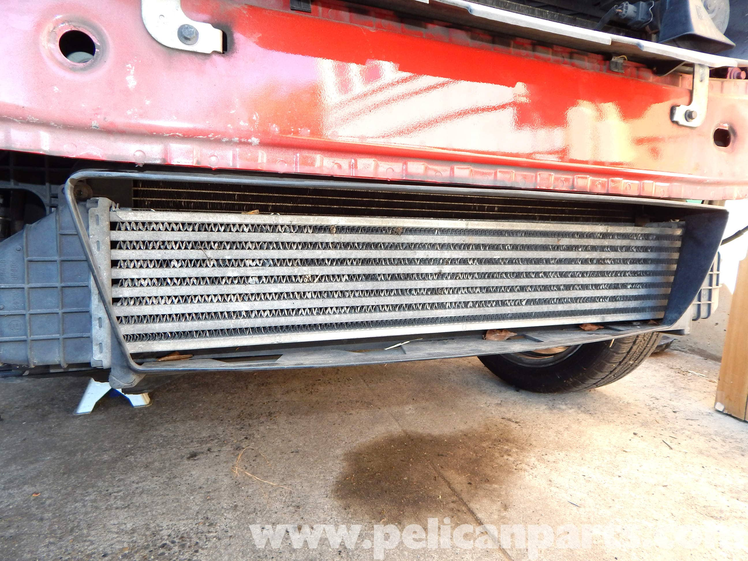 Volvo C30 Intercooler Removal (2007-2013) - Pelican Parts DIY