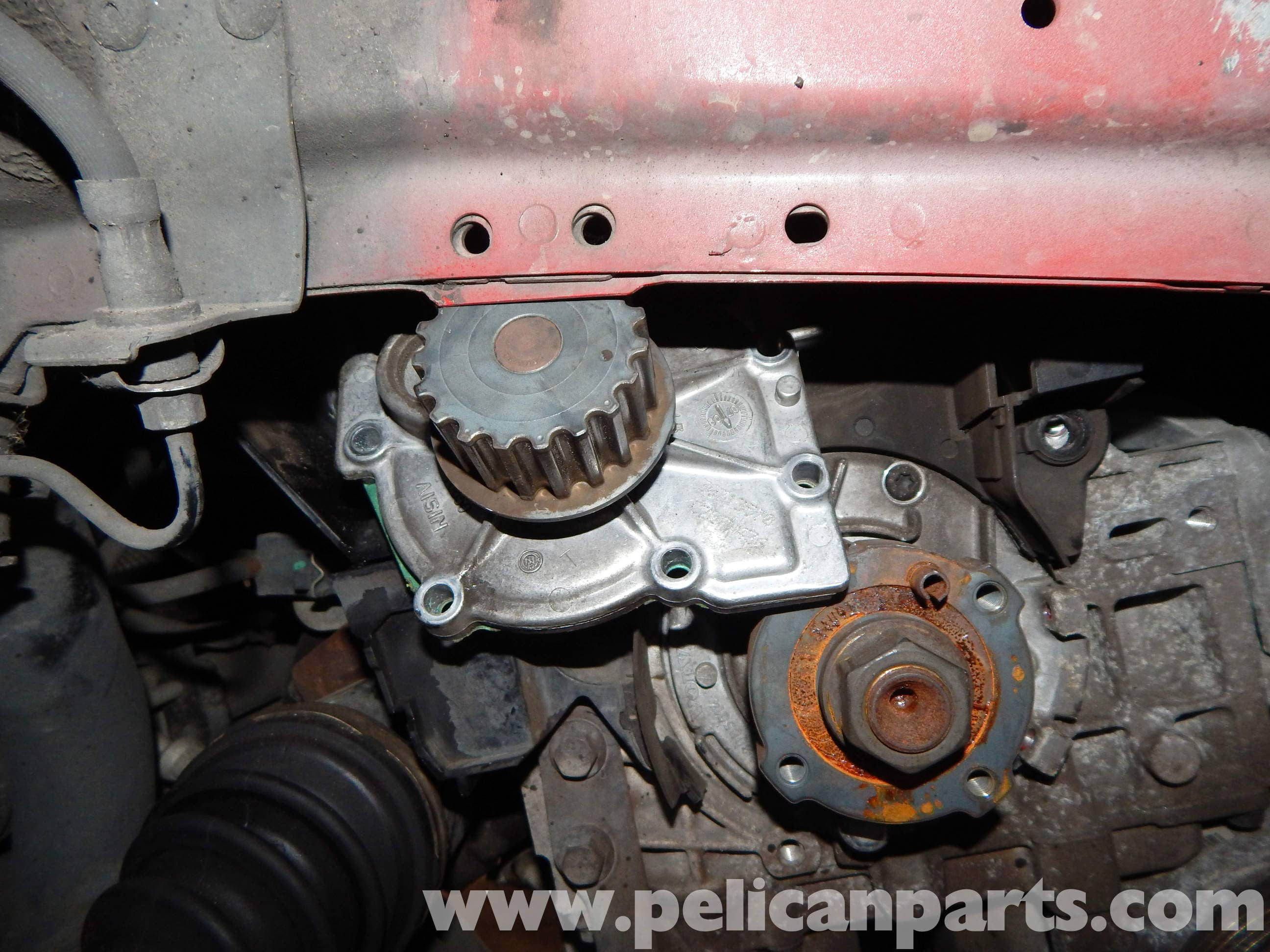 Mini Cooper R56 Stereo Wiring Diagram Volvo C30 Water Pump Replacement 2007 2013 Pelican Parts Diy Large Image Extra