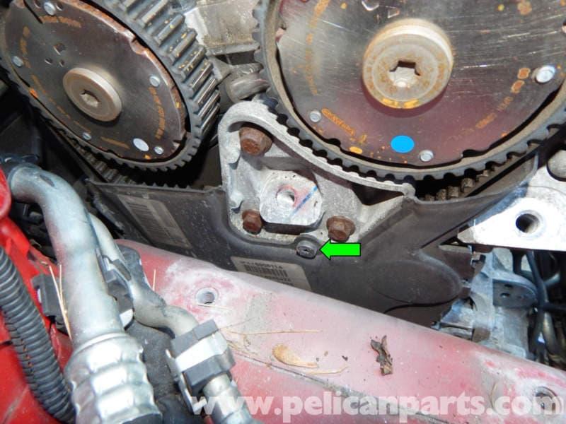 Volvo C30 Timing Belt Replacement (2007-2013) - Pelican Parts DIY Maintenance Article
