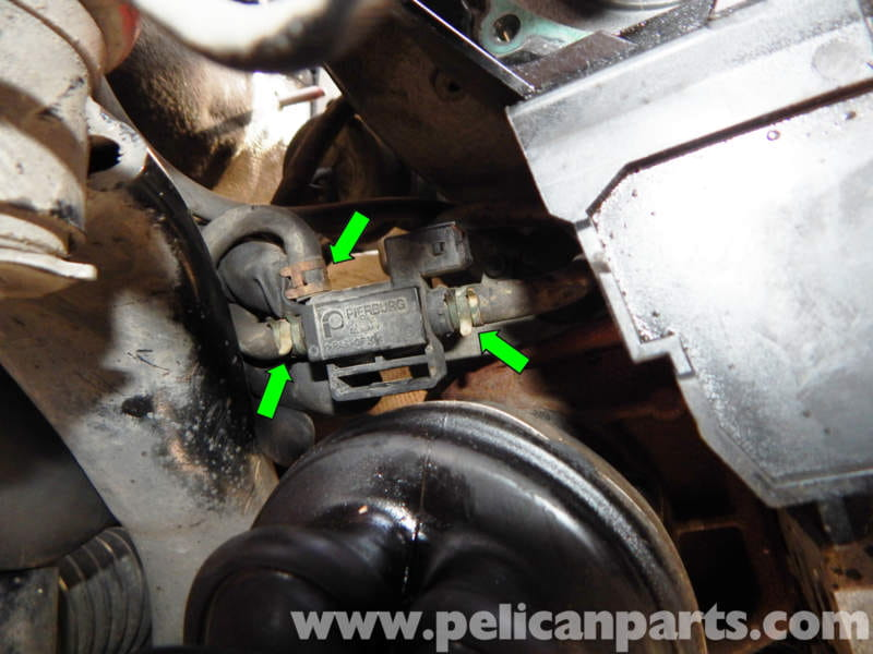 Wheel Well Liner >> Volvo C30 Turbo Control Valve Replacement | C30 T5 (2008 ...