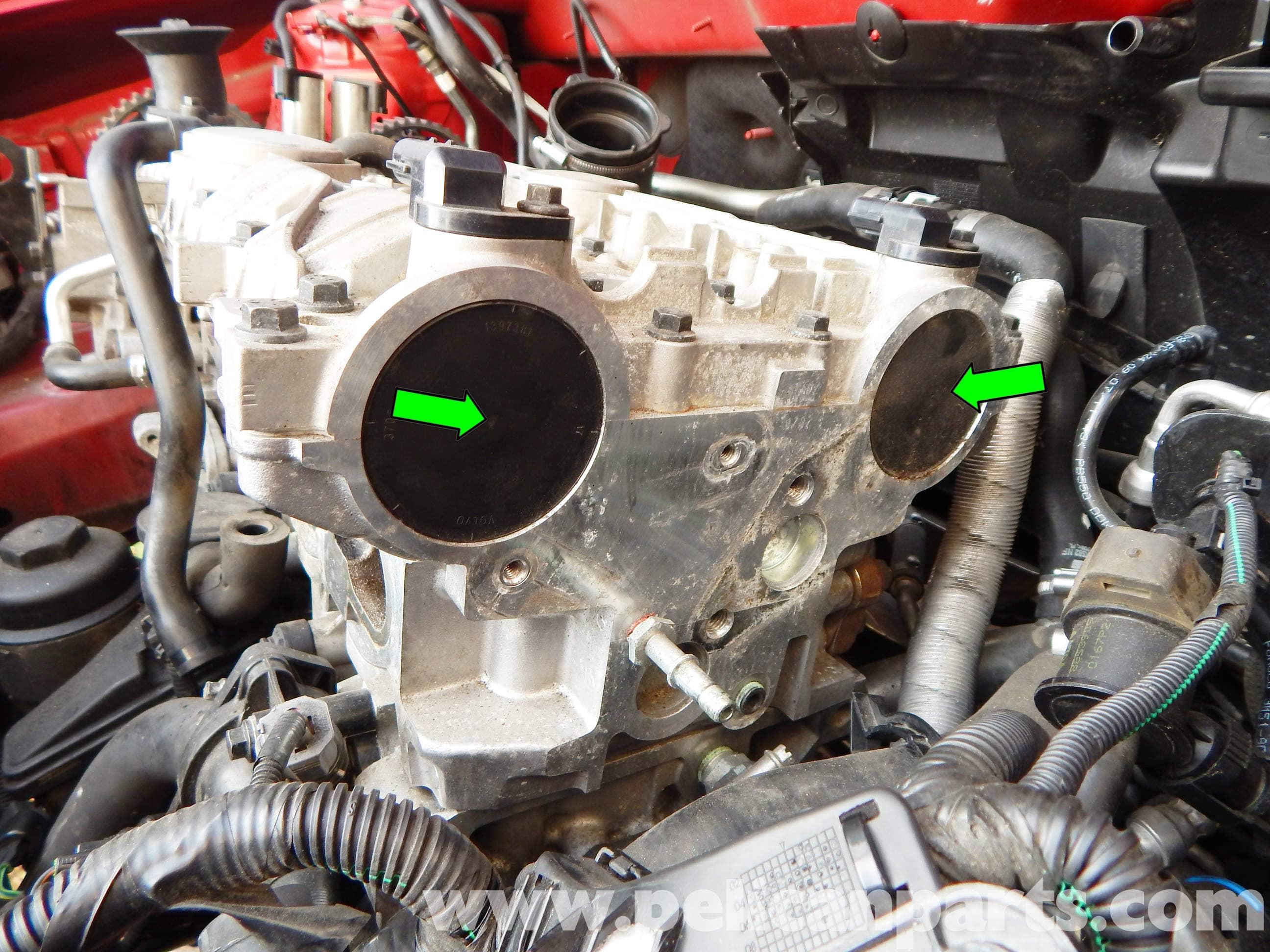 Volvo C30 VVT Unit Removal   C30 T5 (2008-2013), C30 T5 R-Design