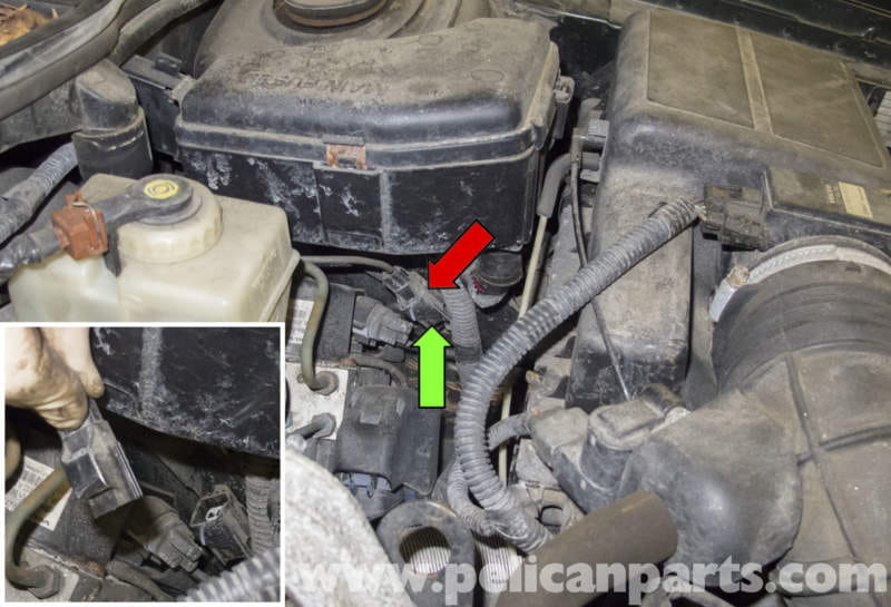 volvo  abs wheel speed sensor replacement