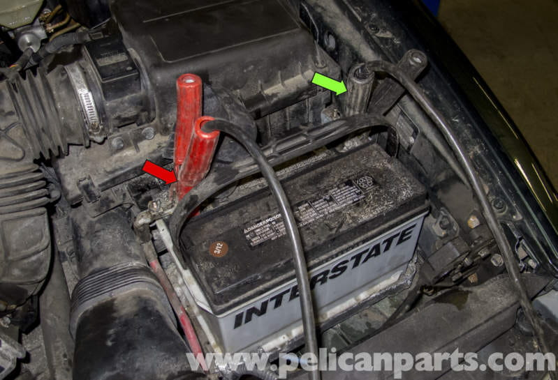 Volvo V70 Battery Replacement (2002-2006) - Pelican Parts DIY Maintenance Article