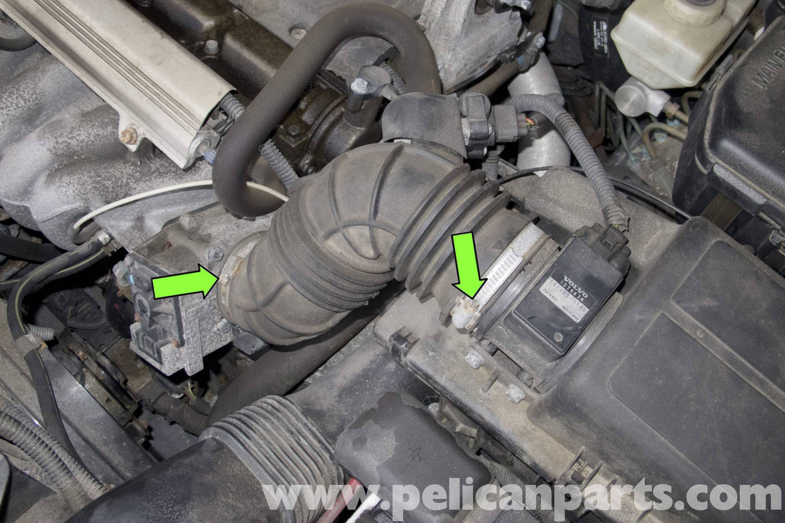 Pic on Throttle Position Sensor Replacement