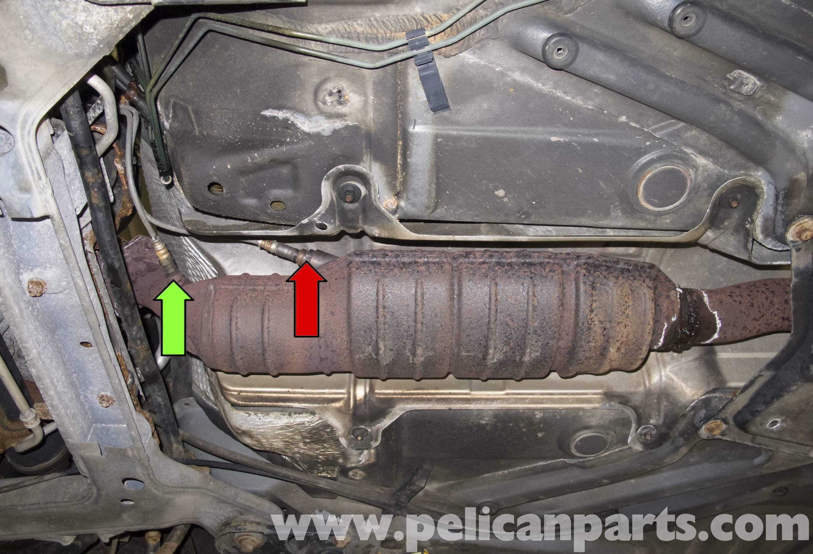 volvo v70 oxygen sensor replacement normally aspirated engine rh pelicanparts com