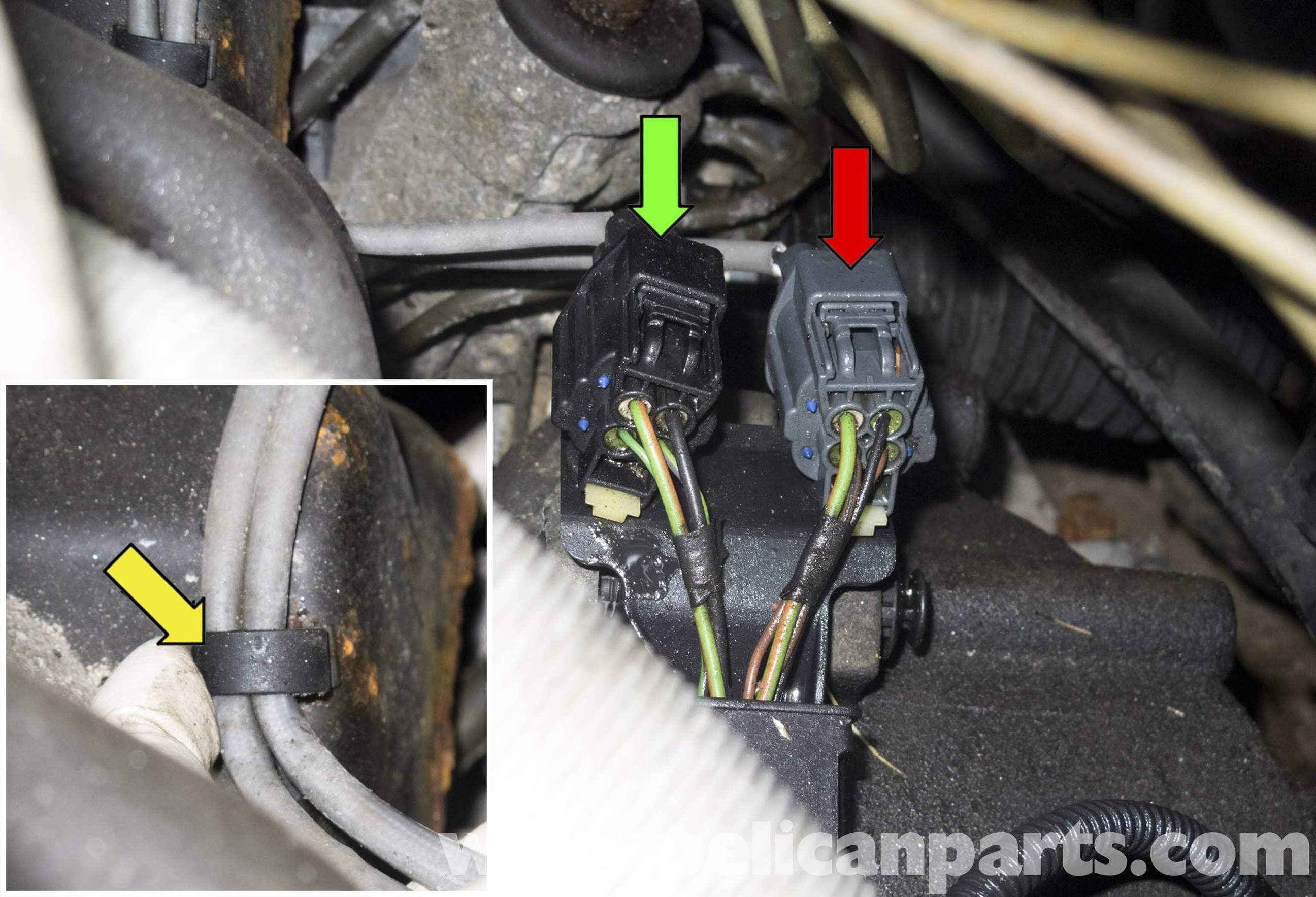 Volvo V70 Oxygen Sensor Replacement