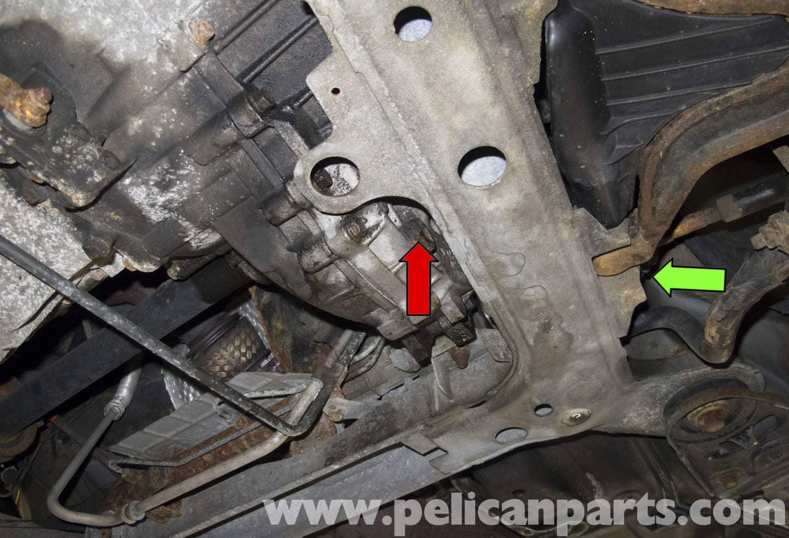 Volvo V70 Manual Transmission Fluid Replacement (1998-2007) - Pelican Parts DIY Maintenance Article