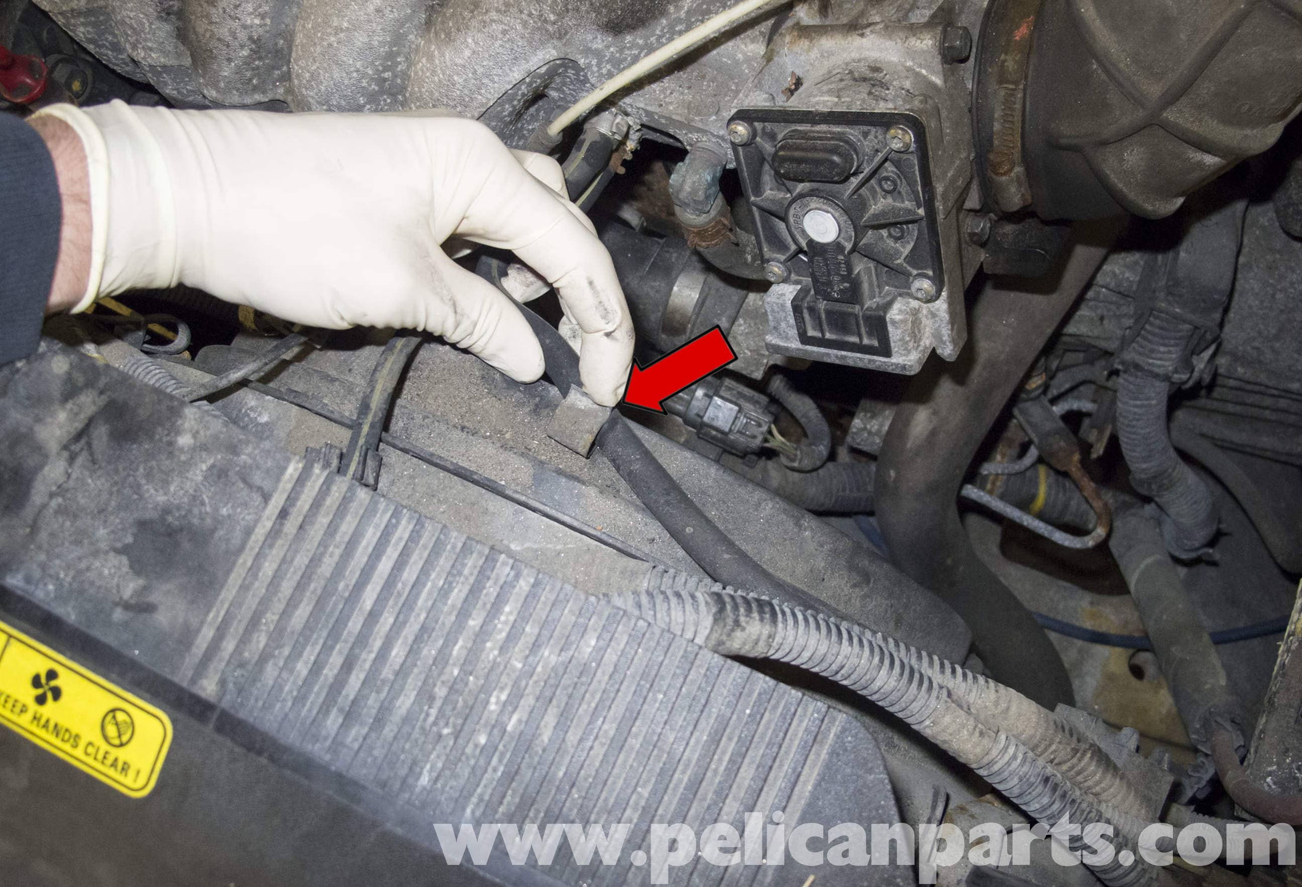 Volvo V70 Cooling Fan Replacement 1998 2007 Pelican