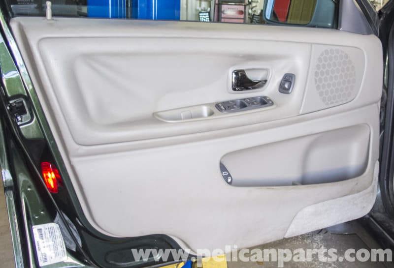 Volvo V70 Front Door Panel Replacement 1998 2007 Pelican Parts