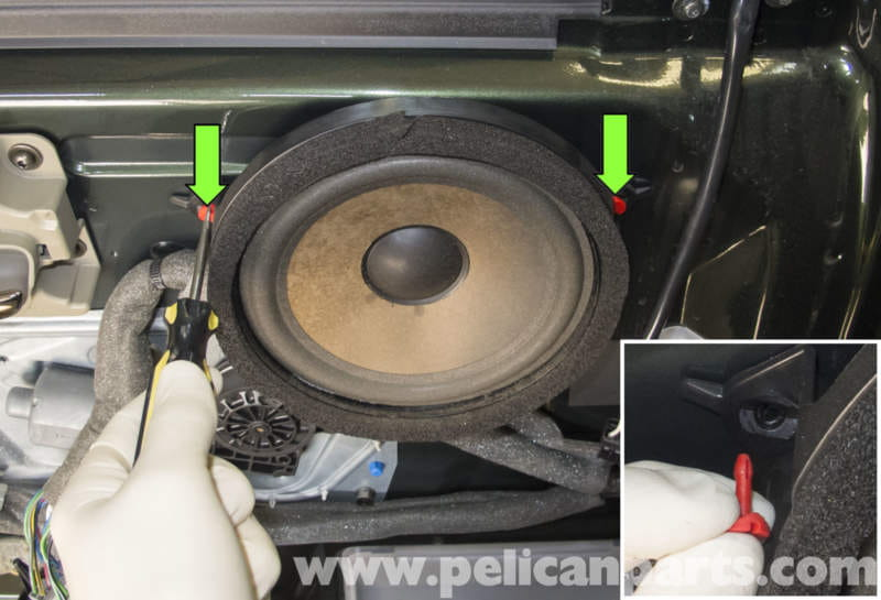 Volvo V70 Front Window Regulator Replacement 1998 2007