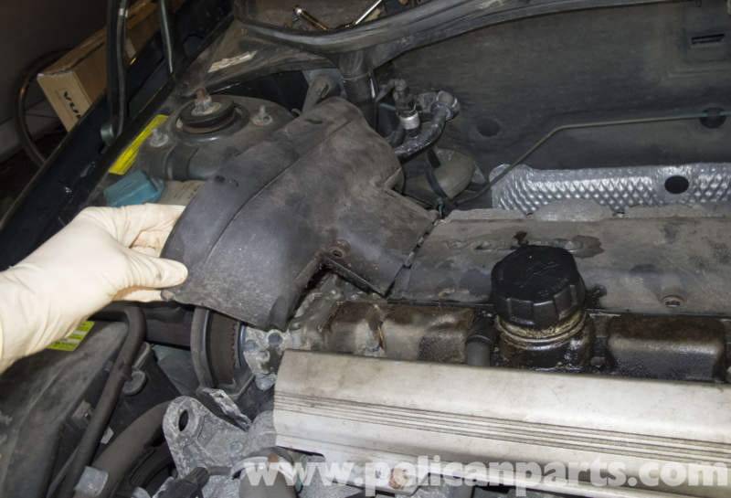 Volvo V70 Timing Belt And Water Pump Replacement 19982007