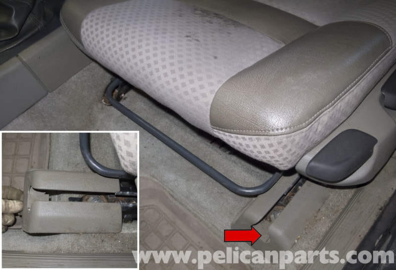 Volvo V70 Seats Replacement  1998-2007