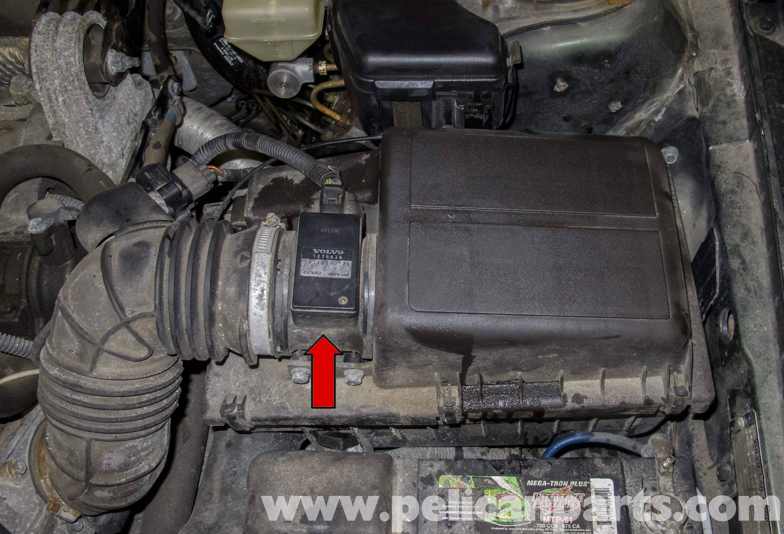 volvo v70 engine management systems  1998-2007