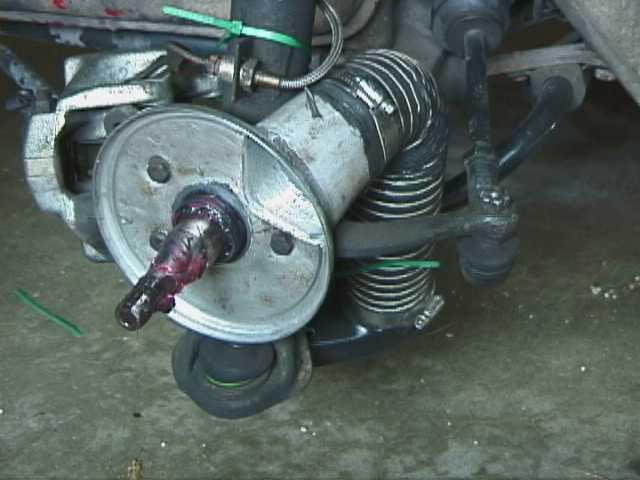 Brakevent on Air Brake Can